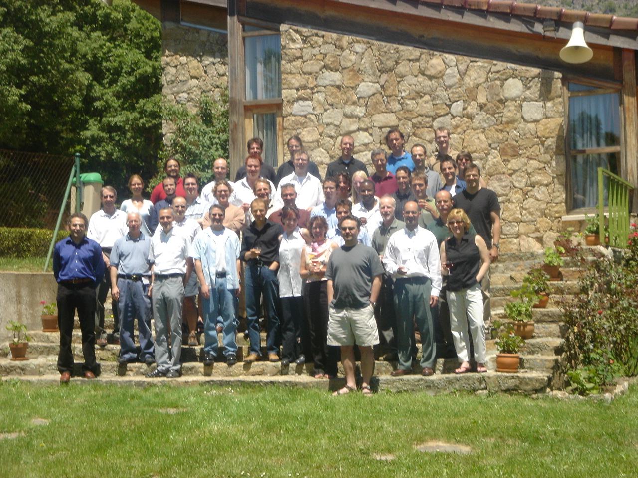 Foto general de Grupo